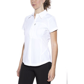 Columbia Silver Ridge Shortsleeve Shirt Damen white
